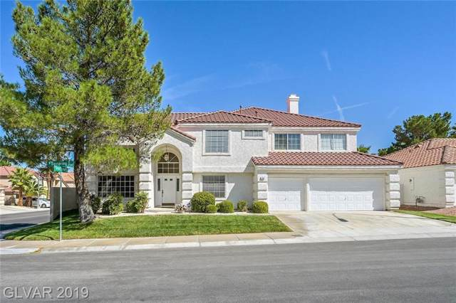 2548 Dayspring, Las Vegas, NV 89128 (MLS #2136727) :: Signature Real Estate Group