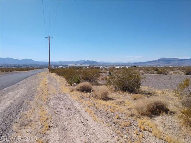 2850 E Basin, Pahrump, NV 89048 (MLS #2136755) :: Vestuto Realty Group