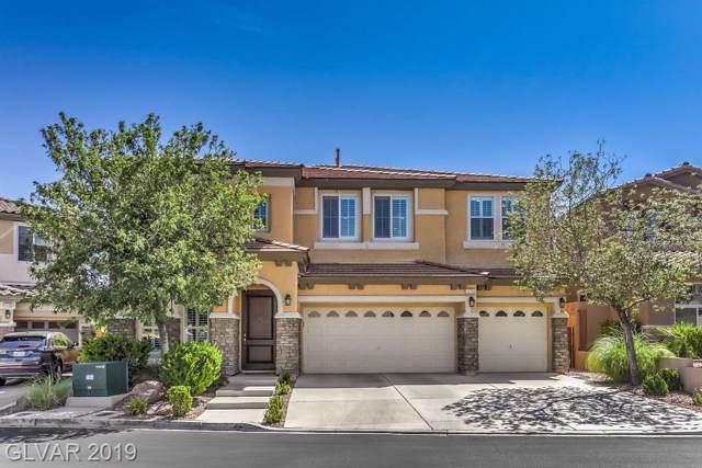 11713 Costa Blanca, Las Vegas, NV 89138 (MLS #2136790) :: Capstone Real Estate Network