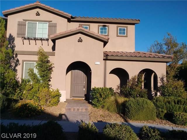 1984 Galleria Spada, Henderson, NV 89044 (MLS #2136804) :: Capstone Real Estate Network