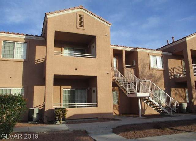 3318 Decatur #1159, Las Vegas, NV 89130 (MLS #2136814) :: Vestuto Realty Group