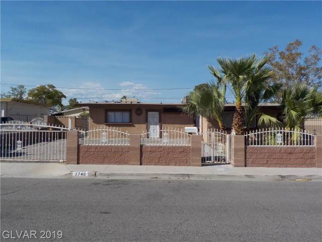2746 Reynolds, North Las Vegas, NV 89030 (MLS #2136844) :: Trish Nash Team