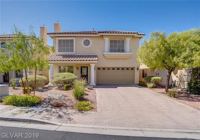11001 Ladyburn, Las Vegas, NV 89141 (MLS #2136858) :: Capstone Real Estate Network