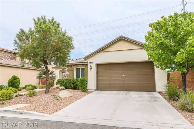 944 Hickory Park, Las Vegas, NV 89138 (MLS #2136871) :: The Snyder Group at Keller Williams Marketplace One