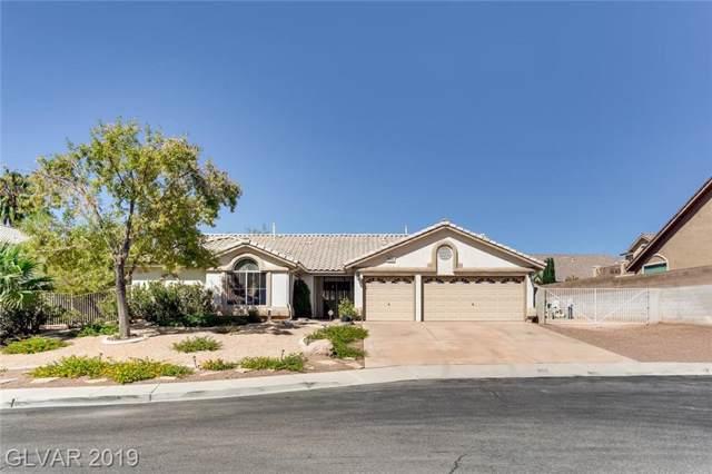6644 Caddington, Las Vegas, NV 89110 (MLS #2136986) :: Vestuto Realty Group