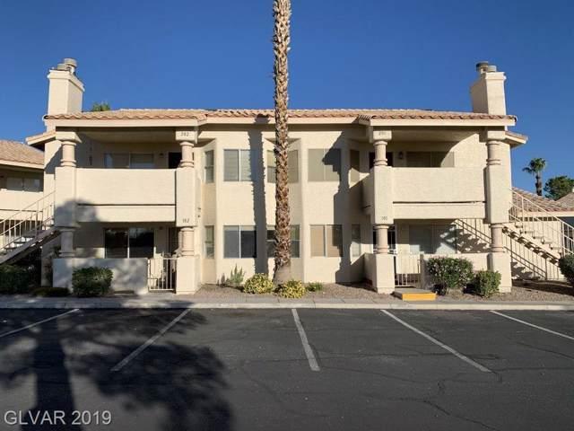 905 Sulphur Springs #102, Las Vegas, NV 89128 (MLS #2136992) :: Vestuto Realty Group