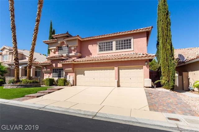 9672 Camino Capistrano, Las Vegas, NV 89147 (MLS #2137034) :: Trish Nash Team