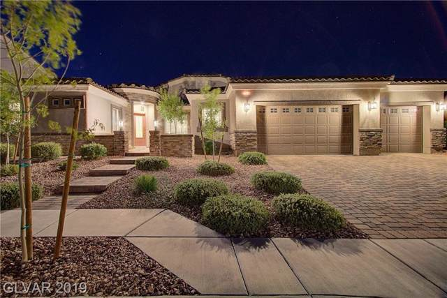7310 Orchard Harvest, Las Vegas, NV 89131 (MLS #2137039) :: Vestuto Realty Group