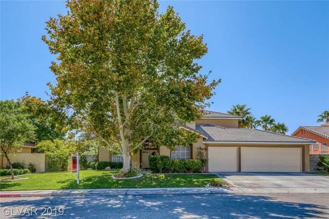 1313 Moorpoint, North Las Vegas, NV 89031 (MLS #2137043) :: Vestuto Realty Group