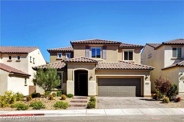 12788 Tomessa, Las Vegas, NV 89141 (MLS #2137050) :: The Snyder Group at Keller Williams Marketplace One
