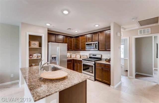 4636 Dover Straight Lot 475, Las Vegas, NV 89115 (MLS #2137057) :: Signature Real Estate Group