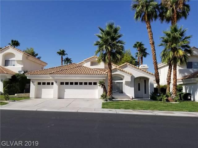 8104 Bay Harbor, Las Vegas, NV 89128 (MLS #2137080) :: Signature Real Estate Group