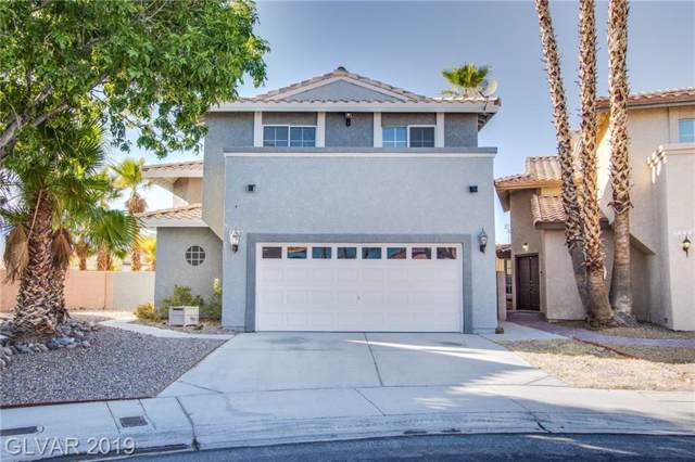 416 Beethoven, Las Vegas, NV 89145 (MLS #2137090) :: Signature Real Estate Group