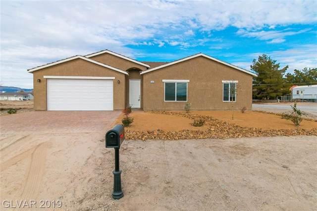 110 E Fairway, Pahrump, NV 89048 (MLS #2137099) :: Signature Real Estate Group