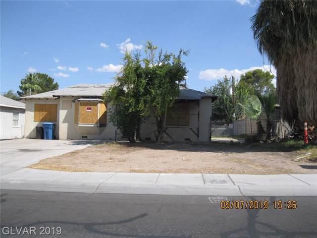 415 16TH, Las Vegas, NV 89101 (MLS #2137101) :: Signature Real Estate Group