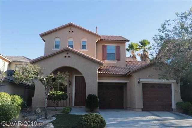 11237 Newbury Hills, Las Vegas, NV 89138 (MLS #2137197) :: The Snyder Group at Keller Williams Marketplace One