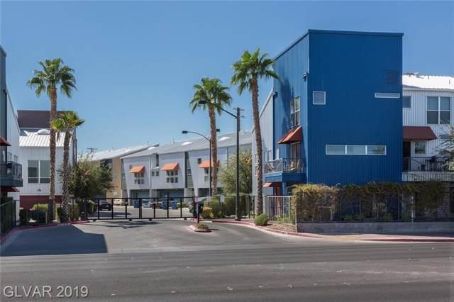 228 Tower, Las Vegas, NV 89101 (MLS #2137223) :: Signature Real Estate Group