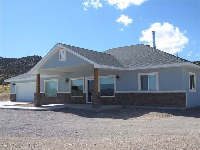 780 Free, Pioche, NV 89043 (MLS #2137319) :: Trish Nash Team