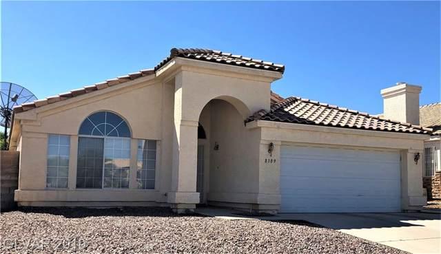 8309 Windrush, Las Vegas, NV 89117 (MLS #2137335) :: Vestuto Realty Group