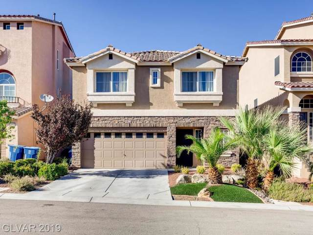 5978 Mendocino Hill, Las Vegas, NV 89139 (MLS #2137342) :: Vestuto Realty Group