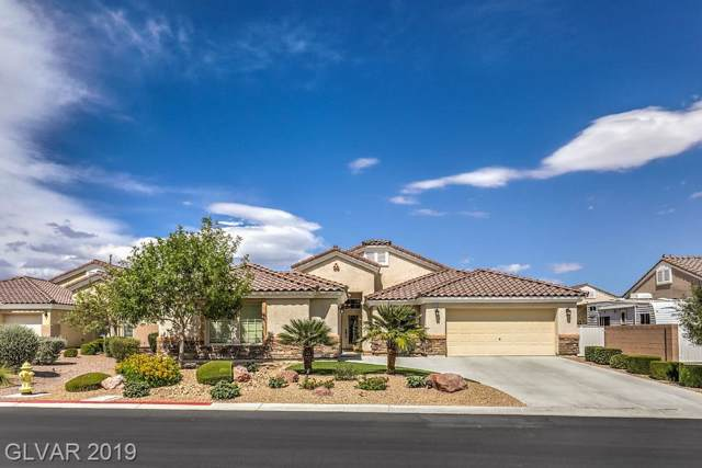 6414 Inwood Park, Las Vegas, NV 89130 (MLS #2137364) :: Vestuto Realty Group