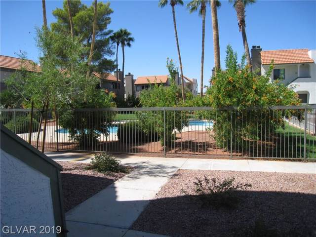 411 Bass Drive D, Henderson, NV 89014 (MLS #2137473) :: Signature Real Estate Group