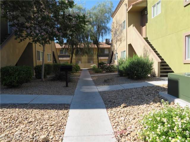 1834 Decatur #104, Las Vegas, NV 89108 (MLS #2137537) :: Trish Nash Team
