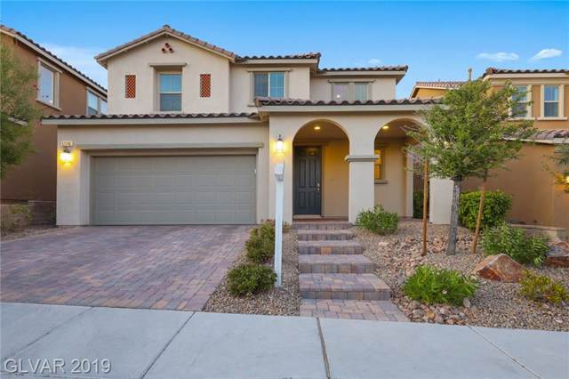 12246 Argent Bay, Las Vegas, NV 89138 (MLS #2137547) :: ERA Brokers Consolidated / Sherman Group