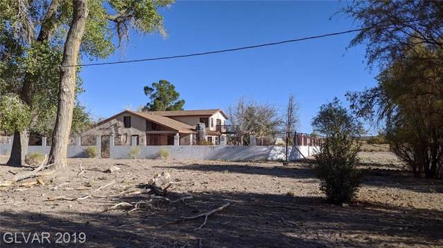 0 Manley's Nevada Hwy 95N, Beatty, NV 89003 (MLS #2137551) :: Vestuto Realty Group