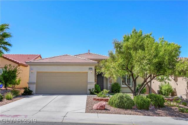 2175 Bensley, Henderson, NV 89044 (MLS #2137671) :: The Snyder Group at Keller Williams Marketplace One