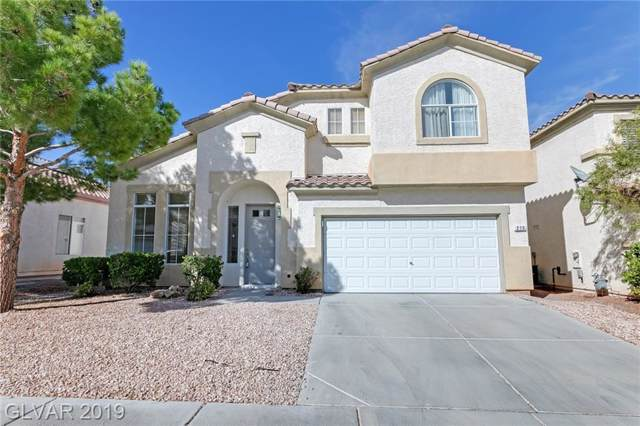 210 Tayman Park, Las Vegas, NV 89148 (MLS #2137689) :: The Snyder Group at Keller Williams Marketplace One