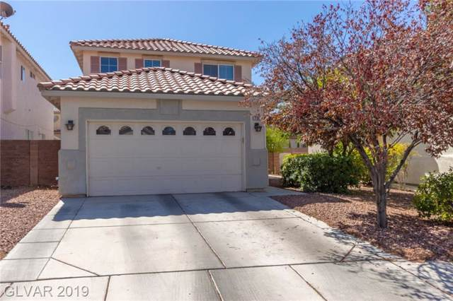 2387 Predera, Henderson, NV 89052 (MLS #2137694) :: The Snyder Group at Keller Williams Marketplace One
