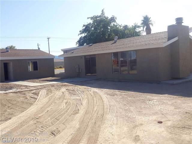 970 E Calvada, Pahrump, NV 89048 (MLS #2137741) :: Vestuto Realty Group