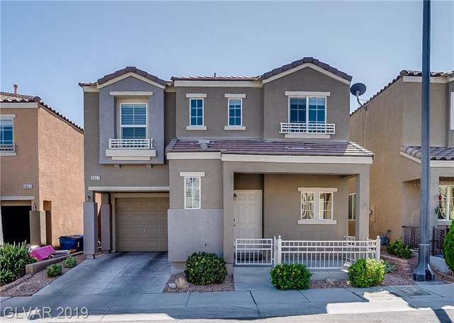 9057 Pearl Cotton, Las Vegas, NV 89149 (MLS #2137743) :: The Snyder Group at Keller Williams Marketplace One