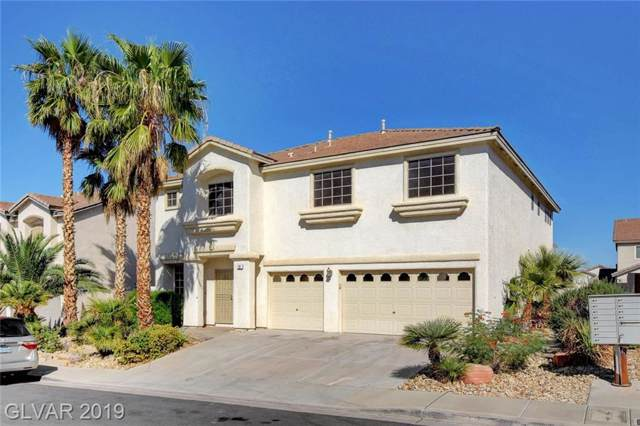 22 Painted View, Henderson, NV 89012 (MLS #2137745) :: The Snyder Group at Keller Williams Marketplace One