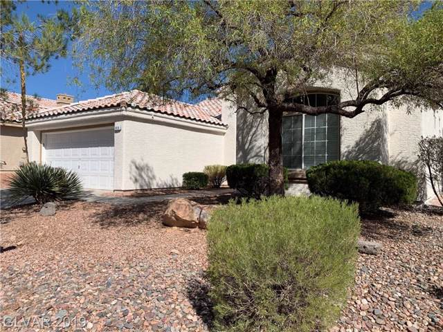 9316 Evergreen Canyon, Las Vegas, NV 89134 (MLS #2137755) :: The Snyder Group at Keller Williams Marketplace One