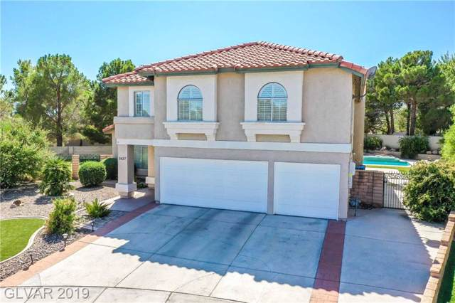 9437 Darwell, Las Vegas, NV 89117 (MLS #2137781) :: The Snyder Group at Keller Williams Marketplace One