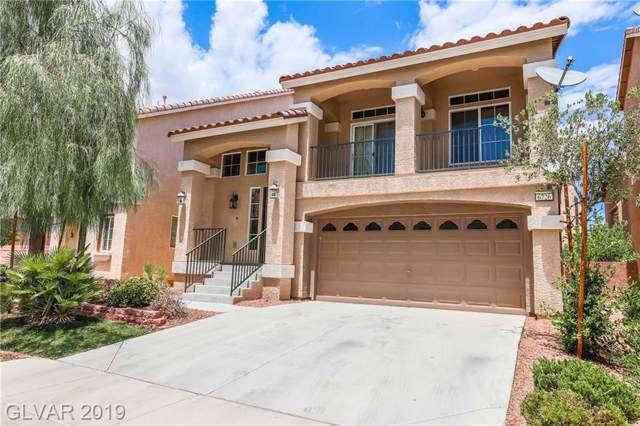 6726 Glissando, Las Vegas, NV 89139 (MLS #2137782) :: The Snyder Group at Keller Williams Marketplace One