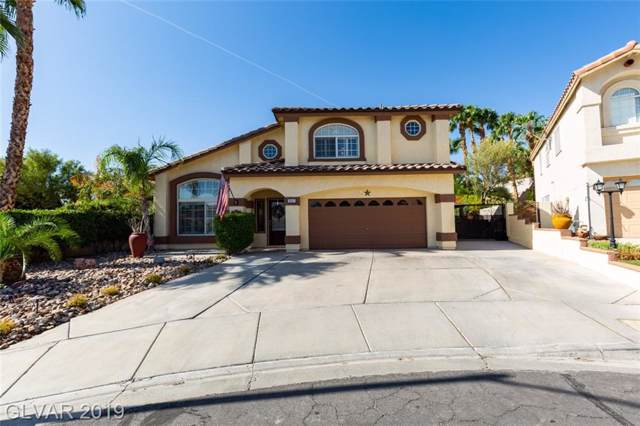 1607 Havasu, Henderson, NV 89014 (MLS #2137783) :: The Snyder Group at Keller Williams Marketplace One