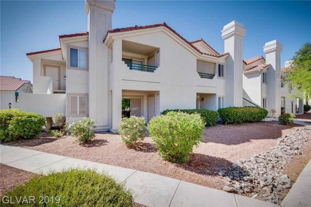 7904 Greycrest #103, Las Vegas, NV 89145 (MLS #2137808) :: The Snyder Group at Keller Williams Marketplace One