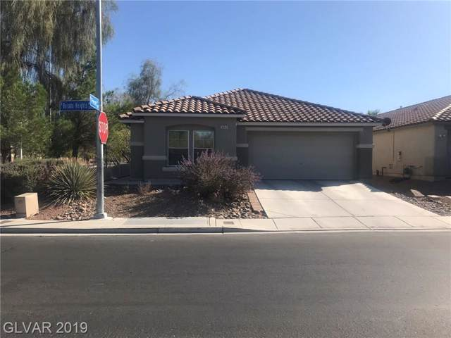 3457 Barada Heights, North Las Vegas, NV 89081 (MLS #2137822) :: The Snyder Group at Keller Williams Marketplace One