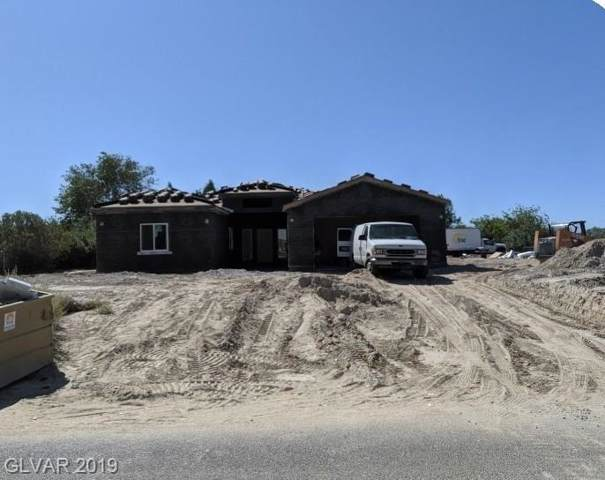 5561 E Bridger, Pahrump, NV 89061 (MLS #2137824) :: Trish Nash Team