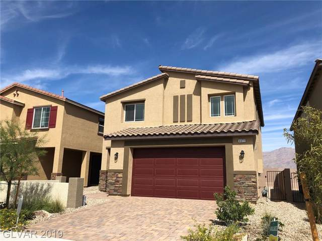 4472 Shimmer Point, North Las Vegas, NV 89084 (MLS #2137837) :: Team Michele Dugan
