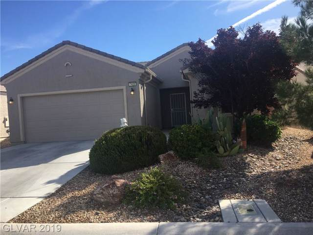 7420 Grassquit, North Las Vegas, NV 89084 (MLS #2137851) :: The Snyder Group at Keller Williams Marketplace One