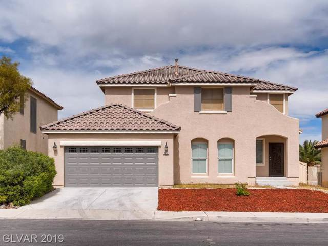 1214 Cove Palisades, North Las Vegas, NV 89031 (MLS #2137918) :: The Snyder Group at Keller Williams Marketplace One