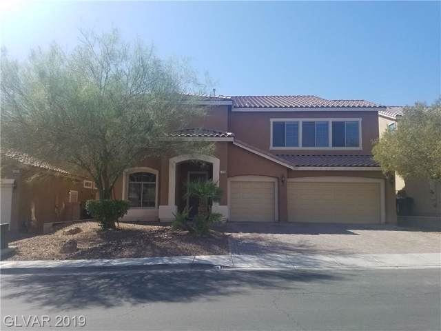 6129 Stibor, North Las Vegas, NV 89081 (MLS #2137922) :: The Snyder Group at Keller Williams Marketplace One