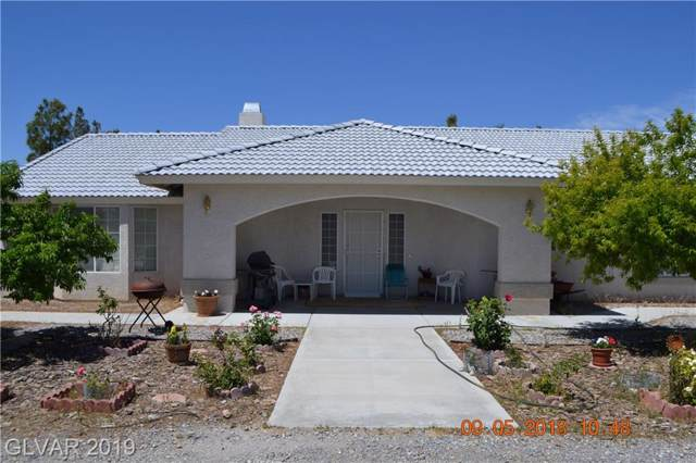 3920 S Malibou, Pahrump, NV 89048 (MLS #2137950) :: Trish Nash Team