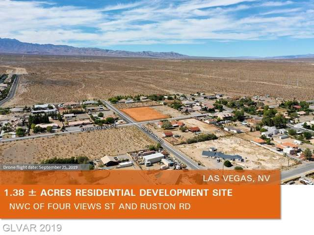 8730 Ruston, Las Vegas, NV 89143 (MLS #2137991) :: The Snyder Group at Keller Williams Marketplace One
