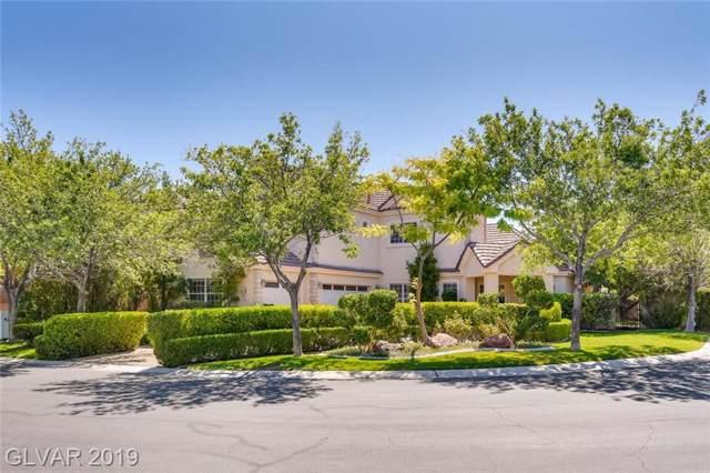 9801 Camden Hills, Las Vegas, NV 89145 (MLS #2137998) :: The Snyder Group at Keller Williams Marketplace One