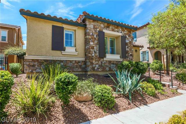 3173 Degas Tapestry, Henderson, NV 89044 (MLS #2138027) :: The Snyder Group at Keller Williams Marketplace One